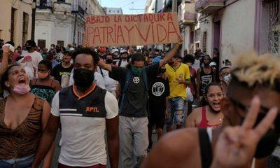La ONU condena el excesivo uso de la fuerza en Cuba