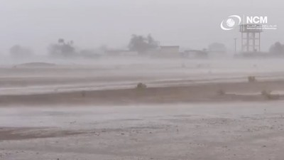 ¿Jugando a ser Dios? Emiratos Árabes Unidos provoca fuertes lluvias artificiales (Video)