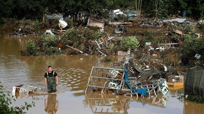 Ola de destrucción en Europa por las inundaciones: hay 1.300 desaparecidos