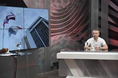 Daniel Centurión es nuevo viceministro de Asuntos Exteriores