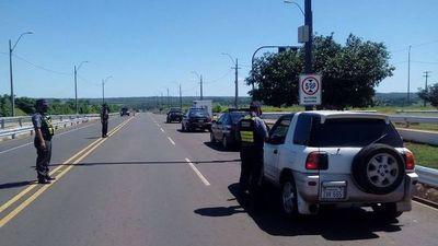 Patrulla Caminera: desde hoy multarán a conductores por circular con documentos vencidos y exhortan a regularización