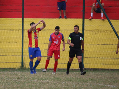 Sp. Colombia se impuso al Atlético Juventud