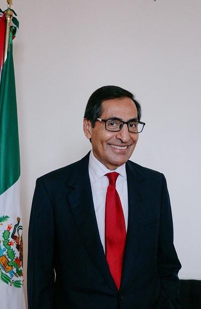 Ramírez de la O asume como nuevo secretario de Hacienda de México