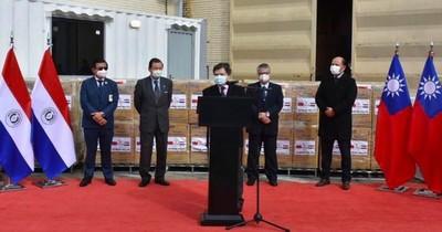 La Nación / Taiwán dona lote de concentradores de oxígeno para tratamiento ambulatorio de pacientes con COVID-19