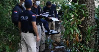 La Nación / Hallan 32 balas y una granada en cercanías del Buen Pastor