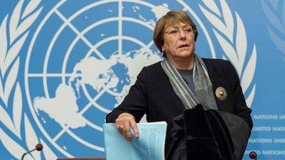 Protestas en Cuba: Bachelet pidió la liberación urgente de los manifestantes detenidos