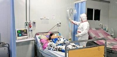 57 pacientes necesitan camas en terapia intensiva