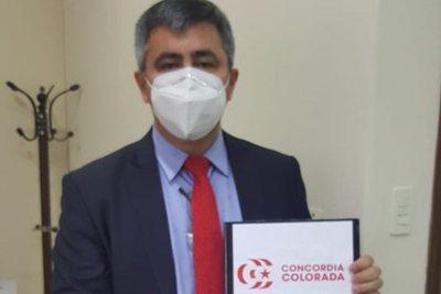 Concordia colorada realizó rendición de cuentas de las internas partidarias