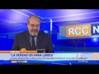 Análisis del Periodista Carlos Rodriguez
