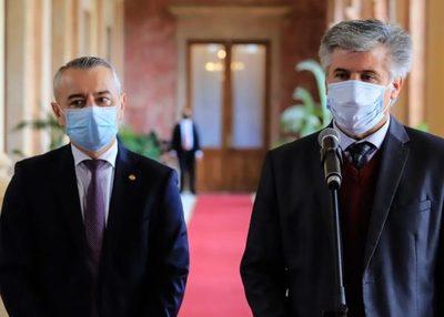 Nombran a Daniel Centurión como nuevo viceministro de Asuntos Políticos