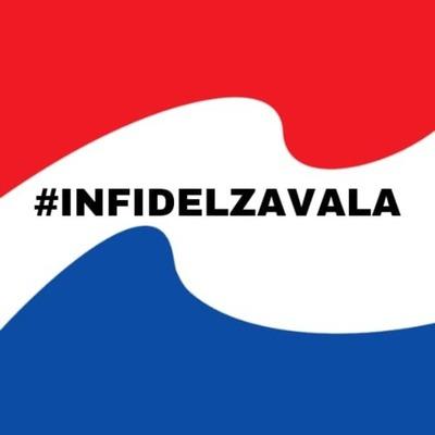 #INFIDELZAVALA se impone como tendencia en las redes