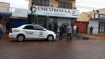 Asesinan a guardia de seguridad durante intento de asalto