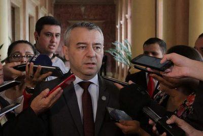 Centurión es designado como viceministro de Asuntos Políticos