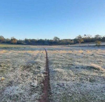 Heladas y escarchas regresarían con frente frío desde el lunes