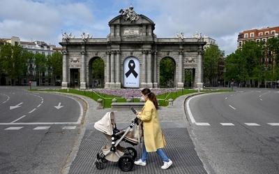 Al ritmo de la quinta ola de covid, el toque de queda regresa a España
