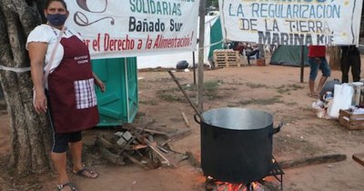 La Nación / SEN ya no tiene fondos para ollas populares