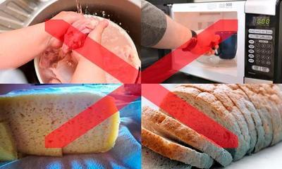 """""""Lo que no sabías que estabas haciendo mal en la cocina"""", según tecnóloga en alimentos – Prensa 5"""