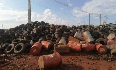 Allanan Parque Industrial por graves delitos ambientales