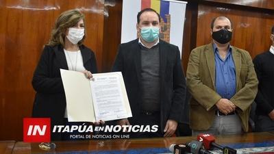TURISMO ENCARNACIÓN ESTARÁ LIDERADO POR EX MINISTRA DE TURISMO.
