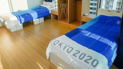 Así son las camas antisexo de los Juegos de Tokio 2020 – Prensa 5