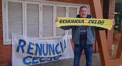 "Expresidente de Luqueño: ""Lastimosamente toca demandar a Romerito"""