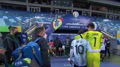 """""""Messi es una persona muy humilde"""""""