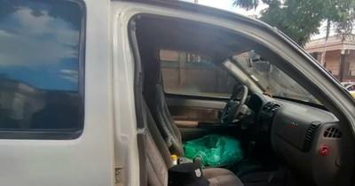 La Nación / Un nuevo asalto a camión de caudales se registró este viernes en Asunción