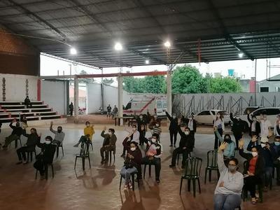 Paraguay suma 1.192.326 personas vacunadas