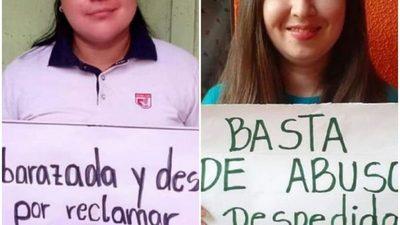 COLEGIO LA PAZ DESPIDE A DOCENTES POR RECLAMAR SALARIOS ATRASADOS