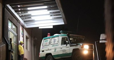 La Nación / Asaltantes fueron baleados durante asalto en el Bañado Sur