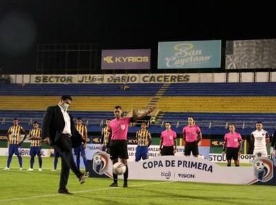 Con homenaje y renovación de compromiso arrancó el Clausura 2021