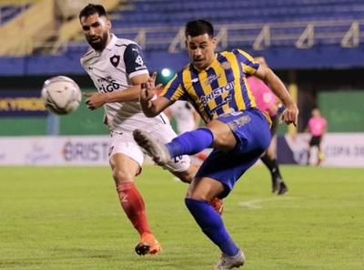 Luqueño y Cerro igualan en el inicio del Clausura