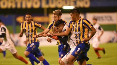 Luqueño y Cerro debieron el gol en el debut