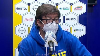 Berti pondera el compromiso de sus jugadores