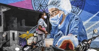 La Nación / La pandemia aumenta en el mundo, salvo Latinoamérica