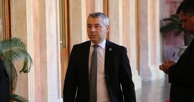 La Nación / Centurión asumió ayer el Viceministerio del Interior