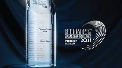 Banco Basa es reconocido como  el mejor  de Paraguay por tercer año