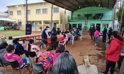 Verificaron situación procesal de mujeres privadas de libertad en CDE