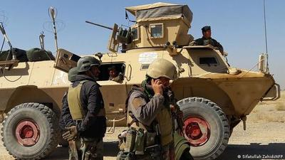 """Rusia critica """"retiro precipitado"""" de tropas EE.UU. de Afganistán"""
