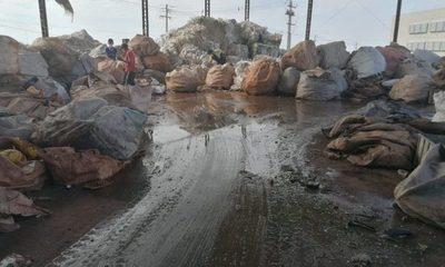 Allanan Parque Industrial por graves delitos ambientales en Hernandarias – Diario TNPRESS