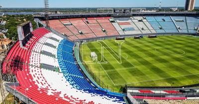 La Nación / Unas 2.000 personas podrán retornar a los estadios en seis partidos pilotos