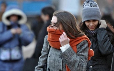 Meteorología pronostica amaneceres fríos y tardes frescas para hoy y los próximos días