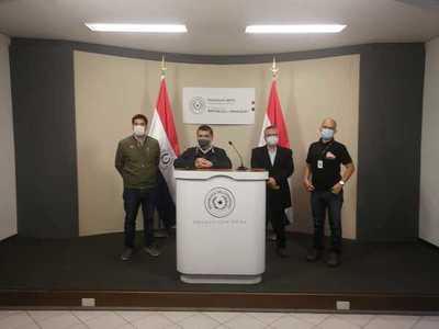 Borba y el anuncio del anuncio en conferencia de prensa
