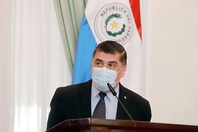Continuarán vacunando con dosis garantizas por el Gobierno, anunció Borba
