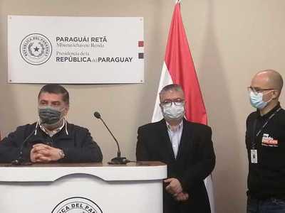 Gobierno garantiza vacunas  y anuncia que bajará franja etaria de inmunizados