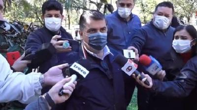 Borba confirma que la próxima semana bajarán rango etario para vacunación