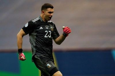 Argentina es finalista de la mano del Dibu Martínez
