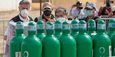 """Oxígeno en Concepción: """"La provisión que tenemos puede durar 24 o 48 horas"""""""