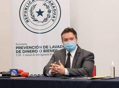 Paraguay presidió la 50ª Reunión del Grupo de Expertos para el Control del Lavado de Activos