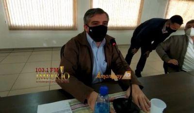 """Se confirma lo publicado por la 103.1 FM, Luís Amarilla electo """"Intendente"""""""